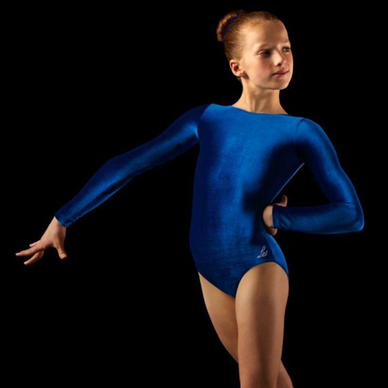 Bloch Leotard - Velvet Gymnastics Leotard  51c1c7bf731