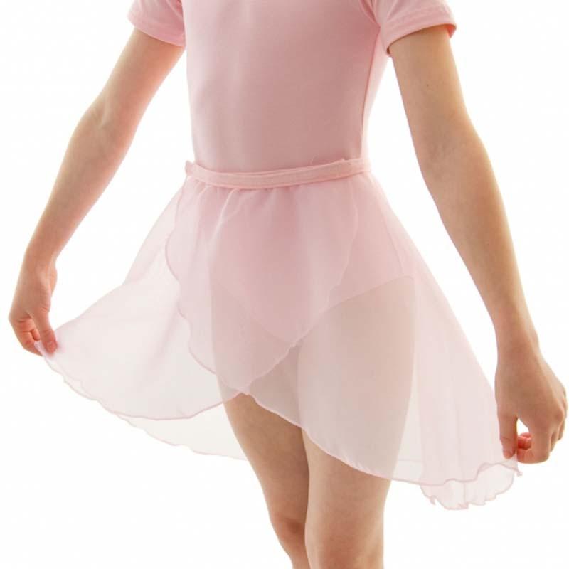 Rad//Exam Georgette Wrapover Skirt Roch Valley TULIP Ballet skirt
