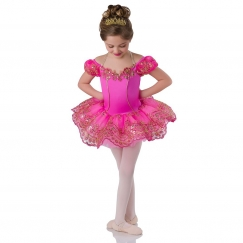 art stone blushing beauty ballet costume