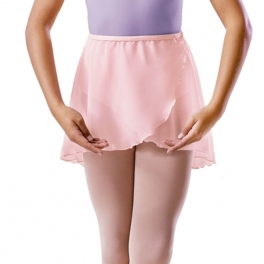 bloch rad wrap skirt