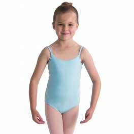 bloch plie cotton camisole leotard