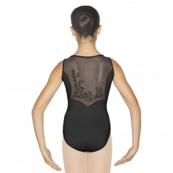 bloch finesse belle collection tank leotard