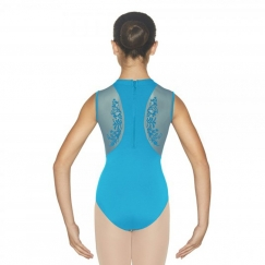 bloch evie belle collection high neck leotard