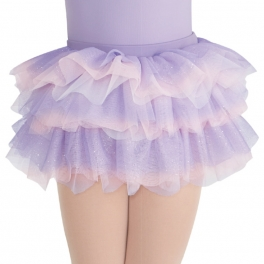 bloch fairy glitter mesh tutu skirt