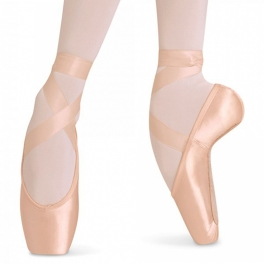 bloch balance european strong pointe shoe