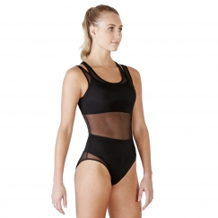 bloch vida and rhoda mesh tank leotard