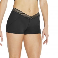 bloch demoiselle and dune stipe mesh shorts