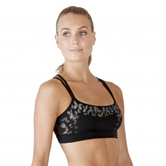 bloch elize and izzie papillon camisole crop top