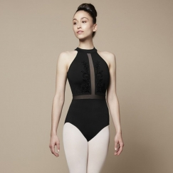 bloch vita verona collection sleeveless leotard