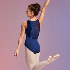 bloch whitley rose fields tank leotard