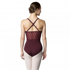 bloch adelita rococo collection camisole leotard