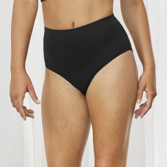 bloch belina high waisted dance briefs