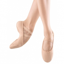 bloch proflex canvas split sole ballet shoe