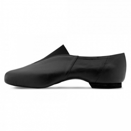 bloch pure jazz slip on jazz shoe