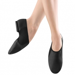 bloch neo-flex slip on jazz shoe