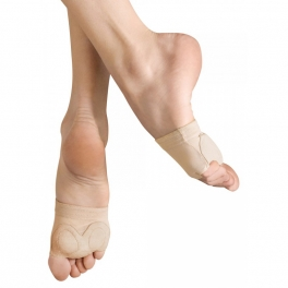 bloch foot wrap ii contemporary foot glove