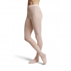 bloch contoursoft footed dance tights
