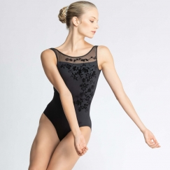 ballet rosa adele versailles collection tank leotard