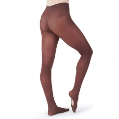 capezio ultra soft transition tights with self knit waistband