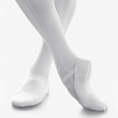 capezio mr james whiteside canvas ballet shoe