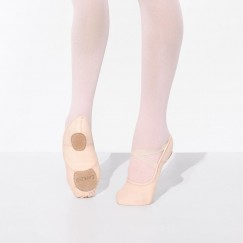 350b75318c8 Capezio Hanami Stretch Canvas Ballet Shoe