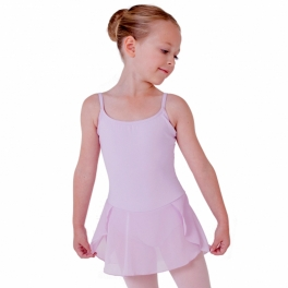 capezio girls meryl camisole dress