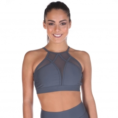 cosi g studiowear freeze crop camisole top