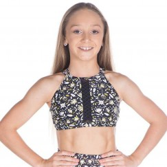 cosi g divine sweet & sassy collection crop top