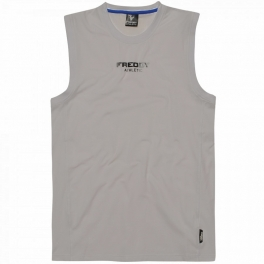 freddy mens jersey tank vest top