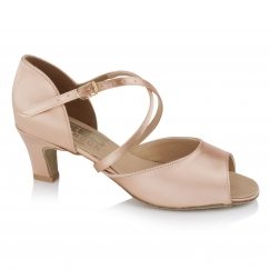 "freed laura 2"" satin latin & ballroom shoe"