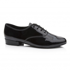 freed of london mens & boys patent leather ballroom shoe