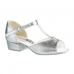 "freed marina 1"" t-bar childrens latin & ballroom shoe"