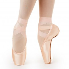 gaynor minden supple sculpted fit box 3plus pointe shoe