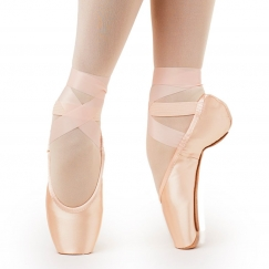 gaynor minden hard sculpted fit box 3plus pointe shoe