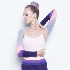 grishko sunrise collection shoulder & arm warmer