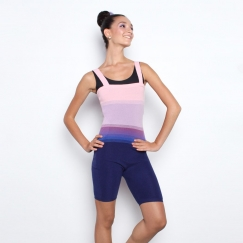 grishko sunrise collection merino shortard