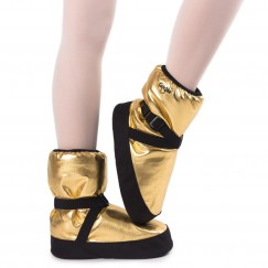 grishko metallic warm up booties