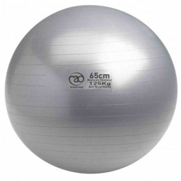 fitness mad anti-burst swiss ball and pump