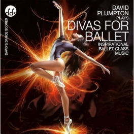 david plumpton's divas for ballet cd