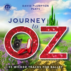 david plumpton journey to oz ballet music cd