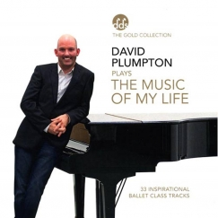 david plumpton the music of my life ballet class cd