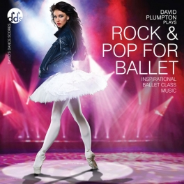 david plumpton's rock and pop for ballet cd