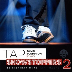 david plumpton tap showstoppers 2 tap class music cd