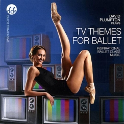 david plumpton tv themes for ballet class cd