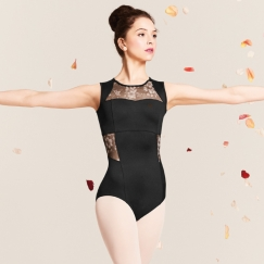 mirella enchanted garden tank leotard