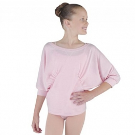 mirella children's batwing jersey top
