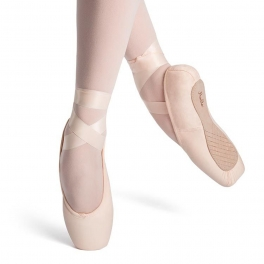 mirella whisper matte pointe shoe
