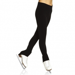 mondor polartec heel cover skating leggings