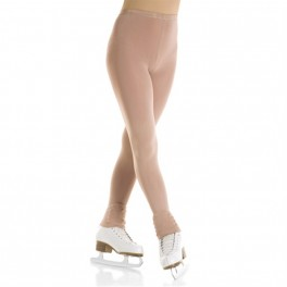 mondor evolution footless ice skating tights