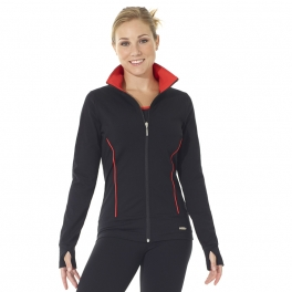 mondor performance supplex skating jacket